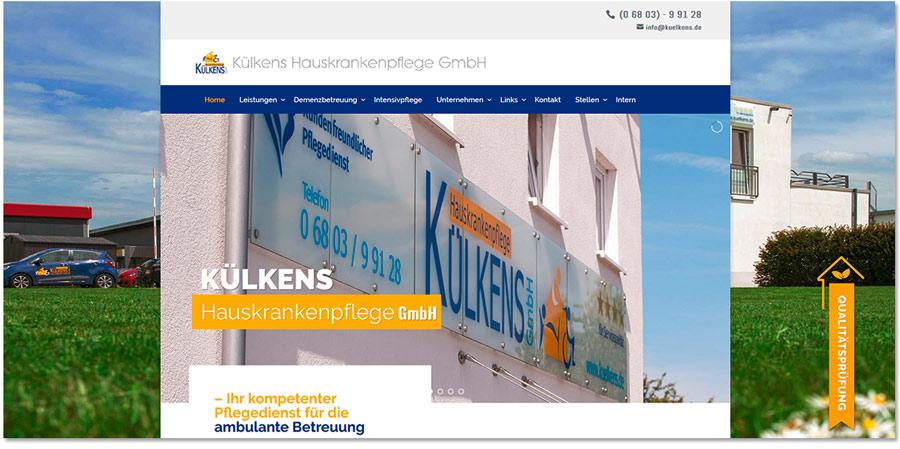 Hauskrankenpflege Külkens GmbH